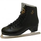 Итак, техника шнуровки такова: ботинок шнуруют снизу вверх: слабее в области носка...  При примерке коньков в...