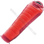 Спальник Deuter Neosphere -10° Long fire/cranberry