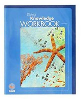 Рабочая тетрадь PADI Diving Knowledge Workbook