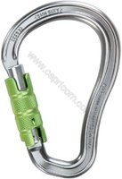 Карабин Climbing Technology Axis HMS TG anodized