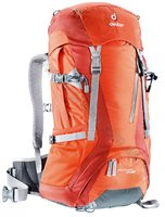 Рюкзак Deuter Futura 24 SL orange-lava  женский
