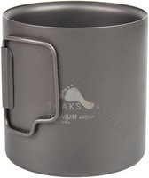 Кружка Toaks Titanium 450 ml Double Wall Cup