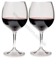 Бокал GSI Outdoors Nesting Red Wine Glass Set