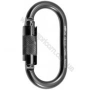 Карабин Rock Empire Steel Carabiner O KL-2T Black