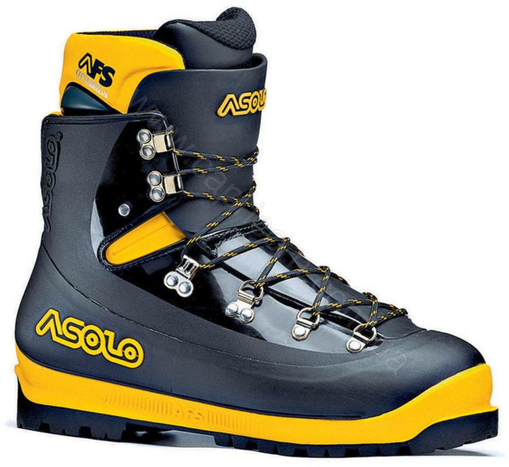 Черевики для альпінізму Asolo AFS 8000 купити за найкращою ціною в ... 2f2407e40d659