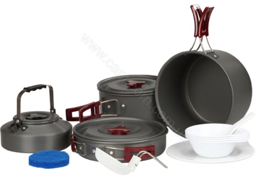 Набір посуду Fire Maple FMC-209 купити за найкращою ціною в Україні ... 8ca659ab28c50