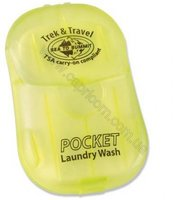 Мыло Sea To Summit Pocket Laundry Wash