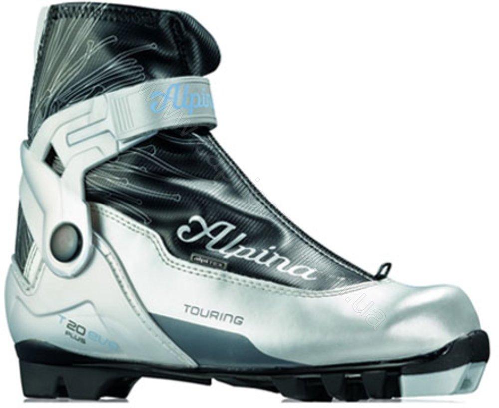 98b6c0b9 Ботинки для беговых лыж Alpina T20 Plus Eve женские купить по лучшей ...