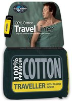 Вкладень в спальник Sea To Summit Cotton Liner Traveller