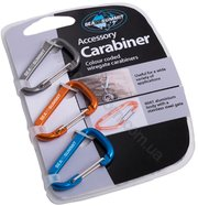 Карабин Sea To Summit Accessory Carabiner 3 шт.