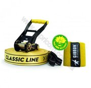 Слэклайн Gibbon Classic Line X13 Tree Pro Set 15 м